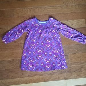 Hanna Andersson girls top/dress - Size 100(US 4)